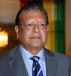 Rajkeswur Purryag